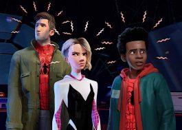 """Produtor diz que técnicas de arte de """"Homem-Aranha no Aranhaverso 2"""" irão surpreender"""