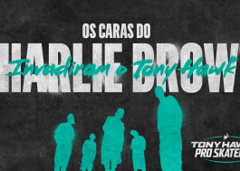 "Charlie Brown Jr. estará na trilha sonora do game ""Tony Hawk's Pro Skater"""