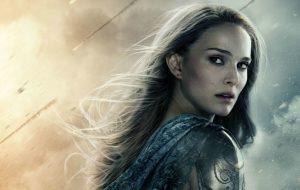 """Natalie Portman confirma que Jane Foster enfrentará câncer de mama em """"Thor 4"""""""