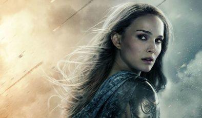 Natalie Portman em pôster (Divulgação)