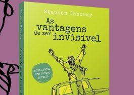 """Editora Rocco anuncia nova edição de """"As Vantagens de Ser Invisível"""" com trecho inédito"""