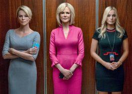 """""""O Escândalo"""", filme com Charlize Theron, Nicole Kidman e Margot Robbie, chega ao Prime Video em agosto"""
