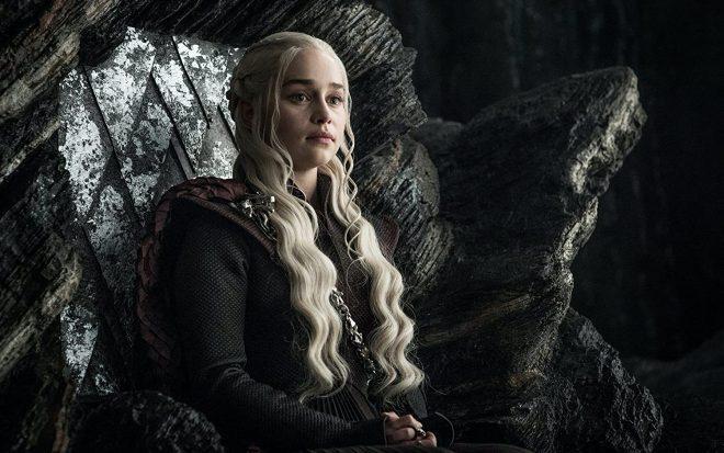 """Daenerys Targaryen em """"Game of Thrones"""" (Divulgação)"""