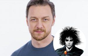 """James McAvoy dá voz a Morpheus no audiobook de """"Sandman""""; veja o trailer"""