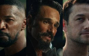 """Jamie Foxx, Rodrigo Santoro e Joseph Gordon-Levitt buscam por poder no trailer de """"Project Power"""""""