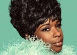 """""""Sinto que ela está em mim"""", diz Jennifer Hudson sobre interpretar Aretha Franklin"""