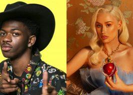 Lil Nas X sugere parceria com Iggy Azalea!