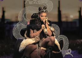 """Ludmilla está toda sincera em novo single; ouça """"Cobra Venenosa"""""""