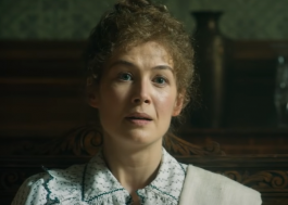 "Rosamund Pike vive Marie Curie no trailer de ""Radioactive"", da Prime Video"