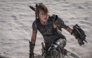"""""""Monster Hunter"""": Milla Jovovich está pronta pra briga em nova imagem do filme"""