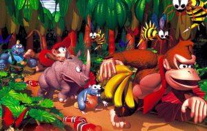 """Donkey Kong Country"" chega ao Nintendo Switch Online nesta quarta (15)"