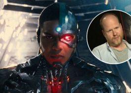 """Ray Fisher diz que comportamento do diretor Joss Whedon no set de """"Liga da Justiça"""" era abusivo"""