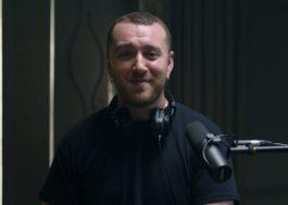 """Sam Smith disponibilizará cover de """"Fix You"""", do Coldplay, na semana que vem"""