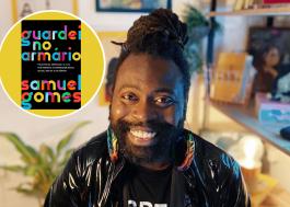 Youtuber Samuel Gomes lança livro e conquista o topo da Amazon na categoria LGBT