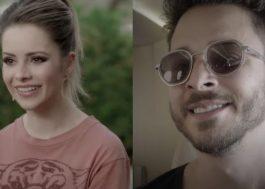 """""""Sandy e Junior: A História"""": trajetória de sucesso da dupla é retratada no trailer da série"""