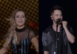 """Sandy & Junior divulgam trailer emocionante do registro da turnê """"Nossa História"""""""