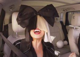 Em programa de rádio, Sia revela o nome de próximo álbum