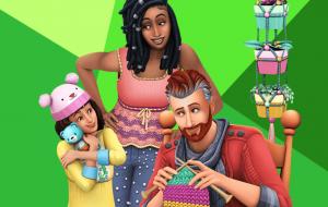 """""""The Sims 4"""": nova expansão do jogo permite criar roupas e mais coisinhas de tricô"""