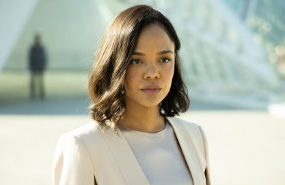 "Tessa Thompson fala sobre personagem em ""Westworld"""