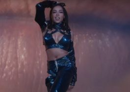 "Tinashe arrasa na dança no clipe do remix de ""Die a Little Bit"""