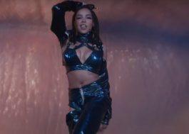 "Tinashe arrasa na dança no clipe do remix de ""Die a Little Bit"""