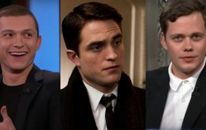 Filme da Netflix com Tom Holland, Robert Pattinson e Bill Skarsgård ganha data de estreia