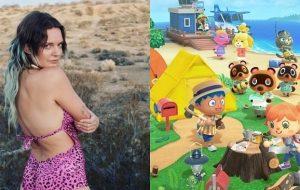 """Tove Lo disponibiliza DJ set completo feito no jogo """"Animal Crossing"""""""