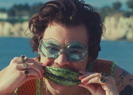 "Harry Styles conquista primeiro #1 da Billboard Hot 100 com ""Watermelon Sugar"""