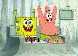 Patrick Estrela, do Bob Esponja, deve ganhar série derivada na Nickelodeon