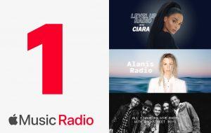 Apple Music anuncia novas estações de rádio e programas com Ciara, Alanis Morissette, Backstreet Boys e mais artistas