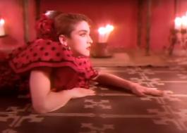 """""""La Isla Bonita"""" se torna o clipe mais visto de Madonna no YouTube"""