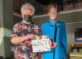 Novo filme de Almodóvar com Tilda Swinton estreará no Festival de Veneza
