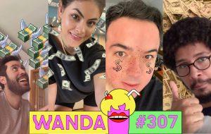 O Wanda está com João Pimenta testando o quão longe vamos por dinheiro