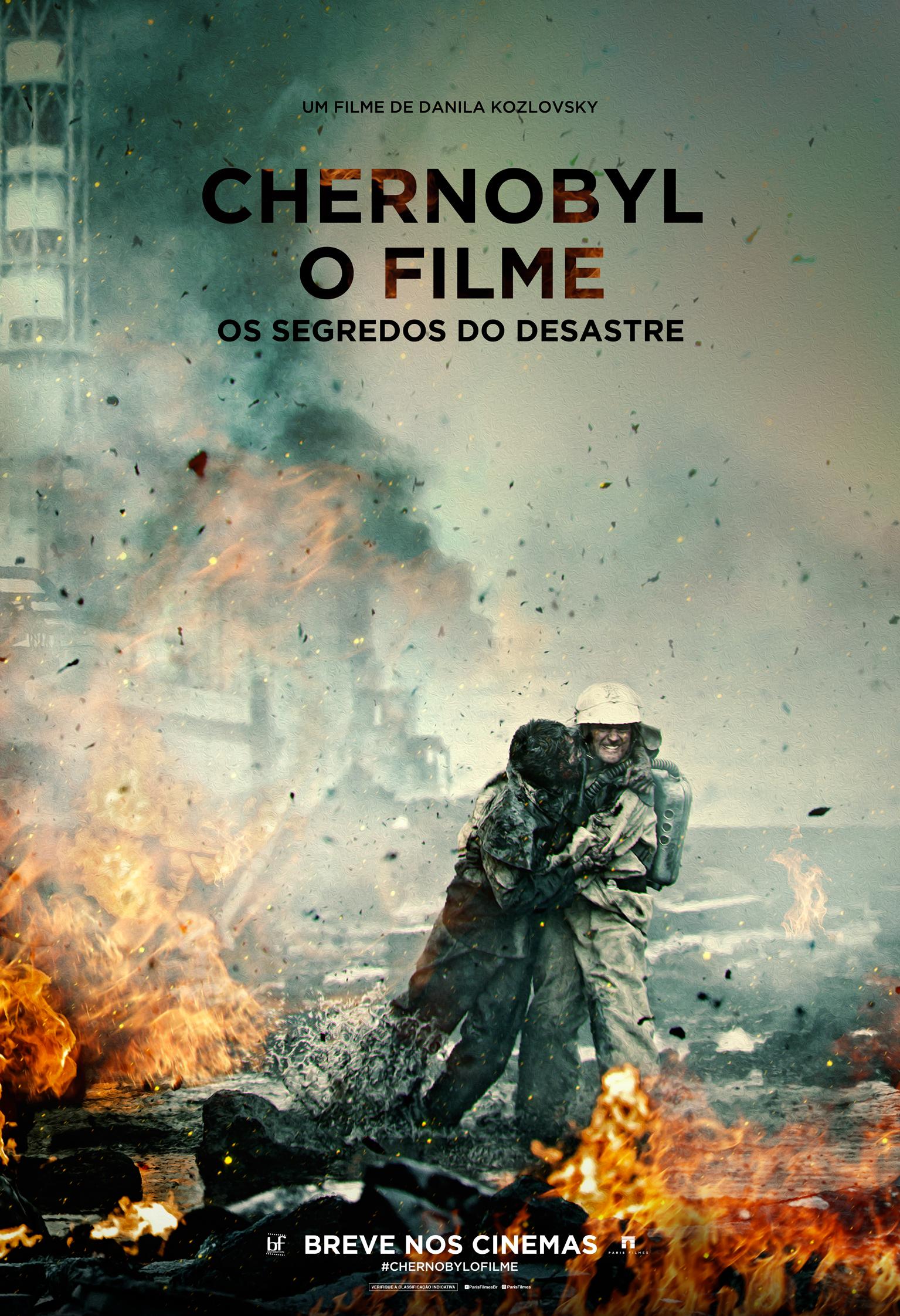 Download Filme Chernobyl: O Filme - Os Segredos do Desastre Torrent 2021 Qualidade Hd