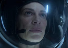 """Hilary Swank vive drama em Marte no trailer de """"Away"""", nova série da Netflix"""