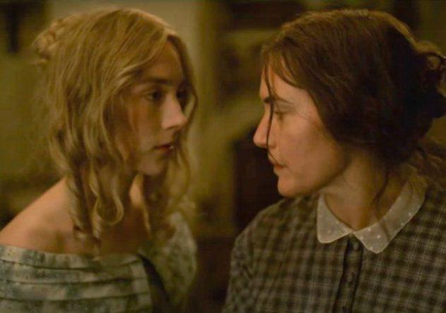 Saoirse Ronan e Kate Winslet (Reprodução)