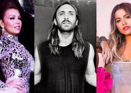"""""""Pa' La Cultura"""": ouvimos o novo single de David Guetta com Thalia, Sofía Reyes e mais!"""