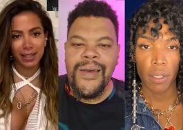 Detonautas convida Anitta, Babu Santana, Majur, Wagner Moura e mais personalidades para recitar música que chega na sexta (14)