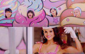 """BLACKPINK e Selena Gomez divulgam trecho do clipe de """"Ice Cream"""""""