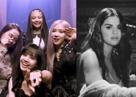 BLACKPINK e Selena Gomez anunciam lançamento de parceria para o próximo dia 28