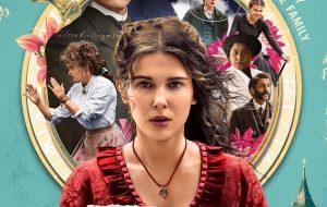 """Netflix libera pôster oficial de """"Enola Holmes"""", filme estrelado por Millie Bobby Brown"""