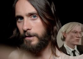 Jared Leto confirma que viverá Andy Warhol em novo filme