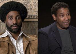 John David diz que escondia o fato de ser filho do Denzel Washington