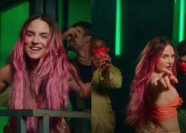"""Jojo aposta em muita dança no clipe do single """"What U Need"""""""