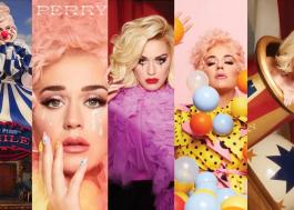 """Katy Perry divulga novidades e versões especiais do álbum """"Smile"""""""