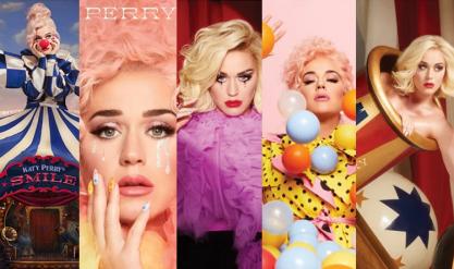 Novidades de Katy Perry