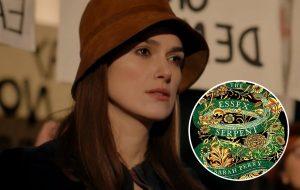 """Keira Knightley irá estrelar série da Apple TV+ baseada no livro """"The Essex Serpent"""""""