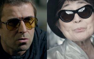 """Liam Gallagher revela que Yoko Ono achou """"bobo"""" ele dar o nome Lennon ao filho"""