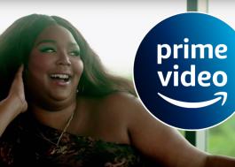 """Lizzo irá produzir séries para o Prime Video: """"Mal posso esperar para começar e compartilhar minha visão"""""""