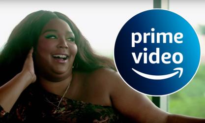 Lizzo + Prime Video